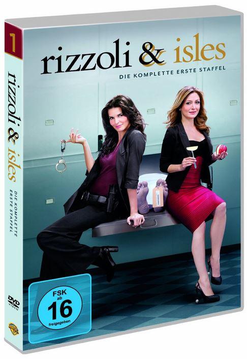 Rizzoli & Isles und mehr Amazon Blu ray und DVD Angebote der Woche
