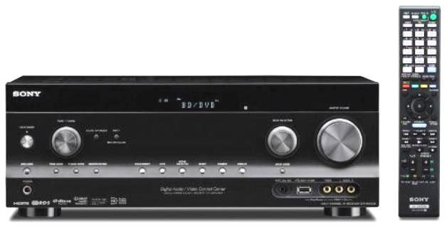 Sony STR DN1030   7.2 AV AirPlay Receiver für 253,95€