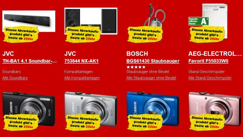 APPLE iPod touch 32GB für 169€ und mehr beim Media Markt Rausverkauf!