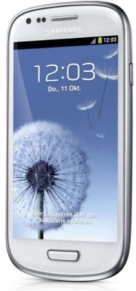 Samsung Galaxy S3 mini   Android 4.1 Smartphone für 209€