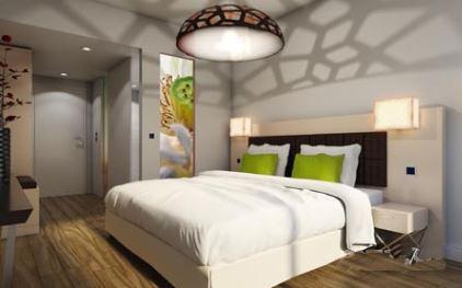 Hotelgutschein, 2 Personen, 2 Übernachtungen, 3*S Design Hotel Vier Jahreszeiten in Berlin, für 99€