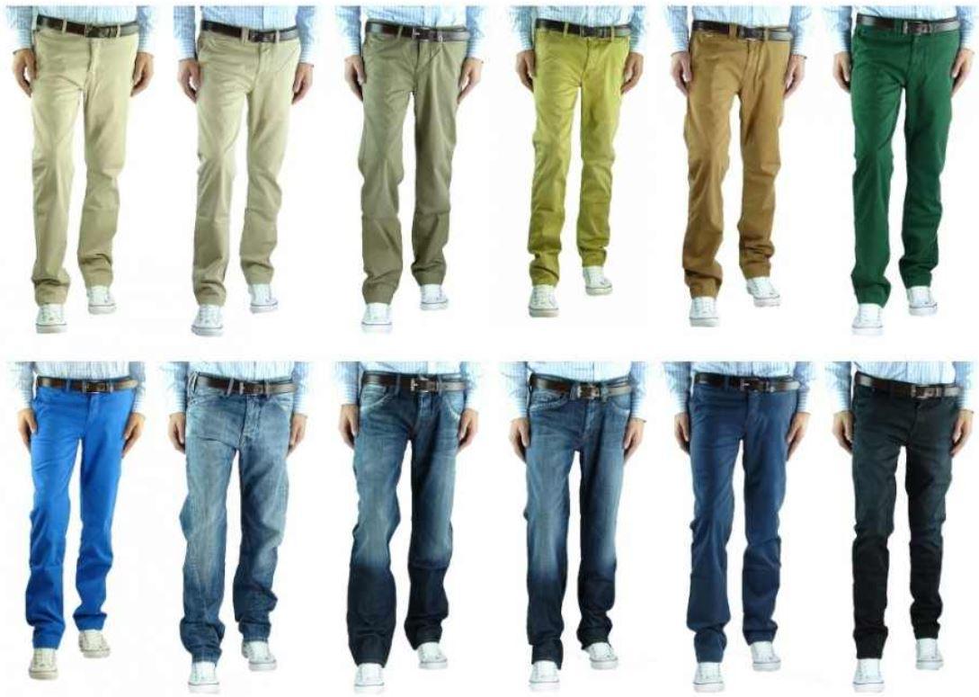 PEPE Herren Jeans und Chinos für je 37,99€