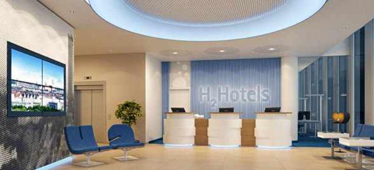 2 Personen, 2 ÜF im 3* H2 Hotel in München, für 89€!