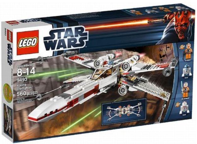 LEGO Star Wars 9493   X wing Starfighter & Lego Star Wars 75004   Z 95 Headhunter ab 31,98€