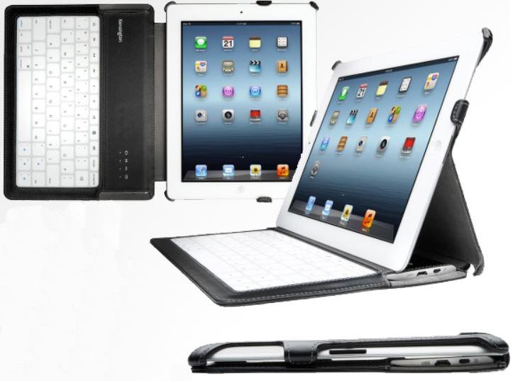 Kensington Keylite für Ultra dünnes Keyboard für iPad3 nur 45,90€