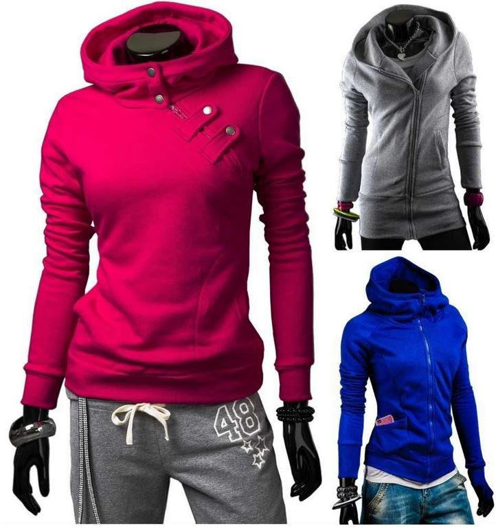 BOLF Damen Sweatshirts, Zipper, Hoodies für je 19,95€