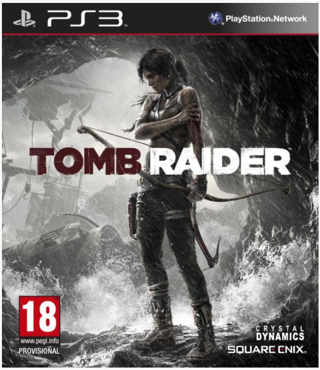 TOMB RAIDER für PS3 nur 21€