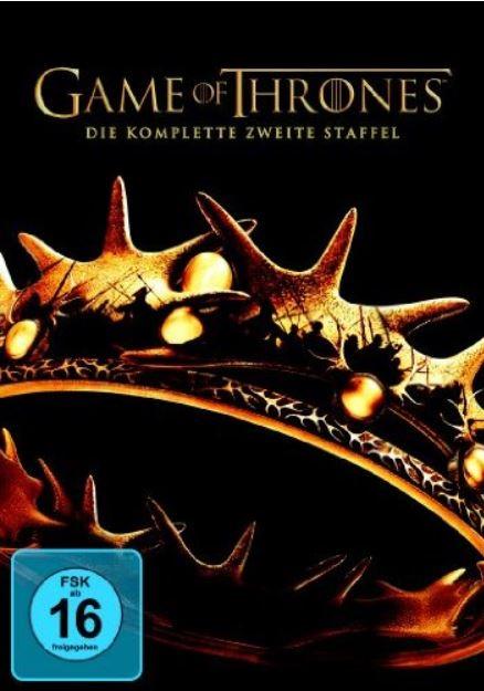 Game of Thrones und mehr Amazon Blu ray und DVD Angebote der Woche