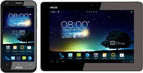 Asus PadFone 2 für 499€   Tablet und Smartphone