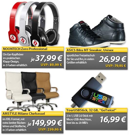 OHA Wochenend Deals von MeinPaket