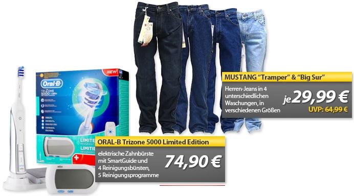 MUSTANG Herren Jeans Tramper & Big Sur   OHA Deals