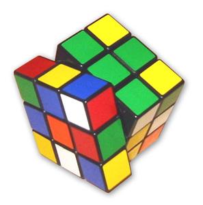 Rubik's Würfel to go – Miniformat (5x5x5) nur 0,74€ inkl. Versand