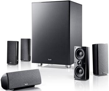 Teufel Consono 35 Mk2   5.1 Lautsprecherset für 249,99€   Update!
