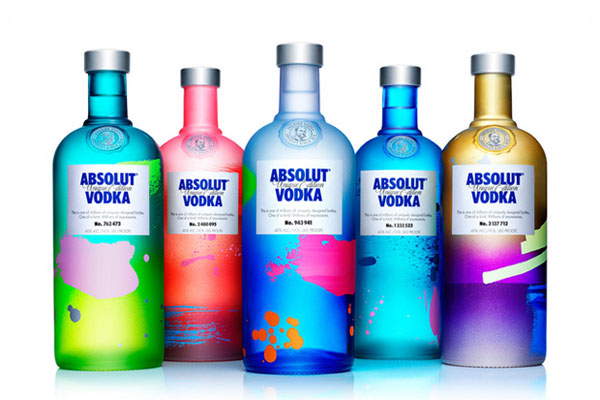 Absolut Vodka Unique 1L Flasche für 20,08€