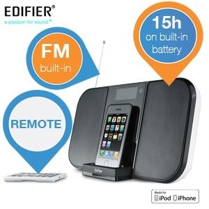 Edifier IF350 für 35,90€   portabler Lautsprecher mit Apple Dock