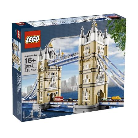 Lego Tower Bridge für 159,34€   von Amazon.it