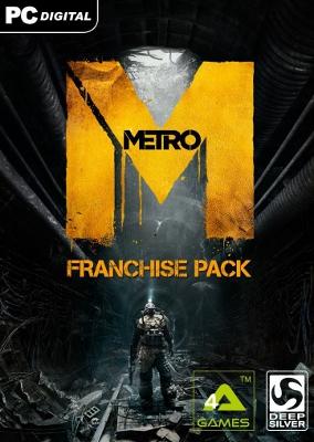Metro Franchise Pack (PC) für 14,80€   inkl. Metro 2033 und Metro Last Light