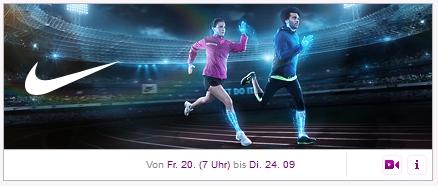 Nike Sale bei Vente Privee   z. B. Lunarspider LT +3 für 71€