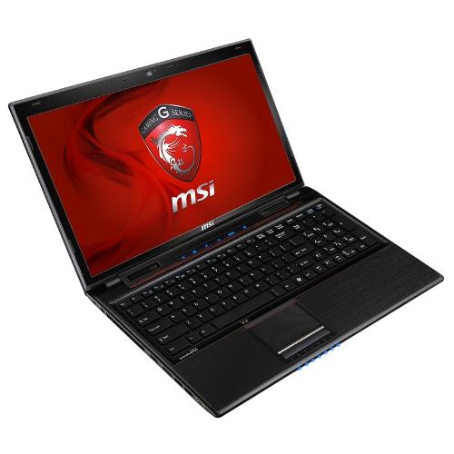 MSI GE60 i760M245 für 699€   15 Gaming Notebook mit i7 3630QM, GTX 660M, 4GB RAM