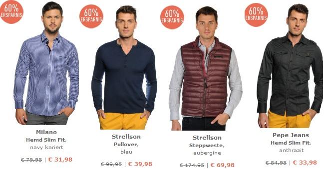 60% Midseason Sale bei dress for less + 10% Gutschein