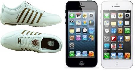 iPhone 5 & K Swiss Sneaker Arvee 1.5   OHA Deals