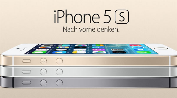 Apple iPhone 5s für 179€ Zuzahlung im Base All In Tarif für effektiv 9,33€ im Monat