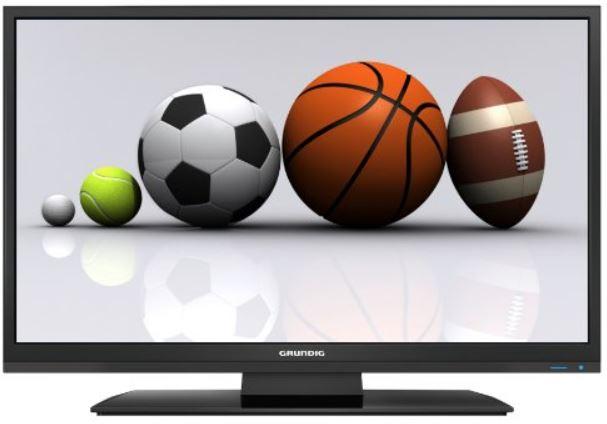 Grundig 32 VLE 4300   32Zoll TV, HD Ready mit duo Tuner für 189€