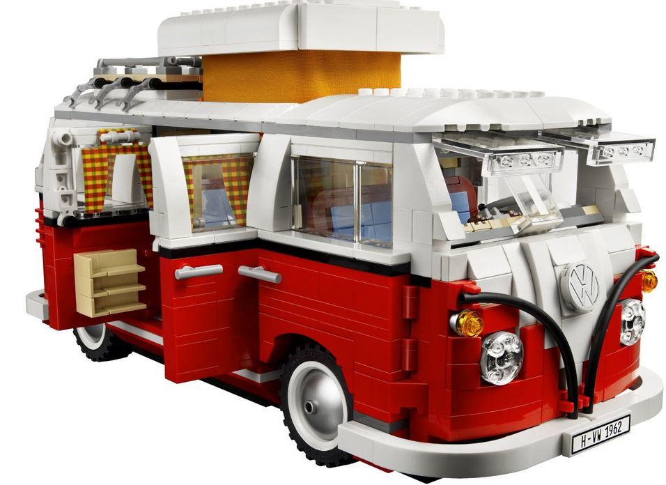 Lego 10220   VW T1 Campingbus für 63,39€ (statt 84€)