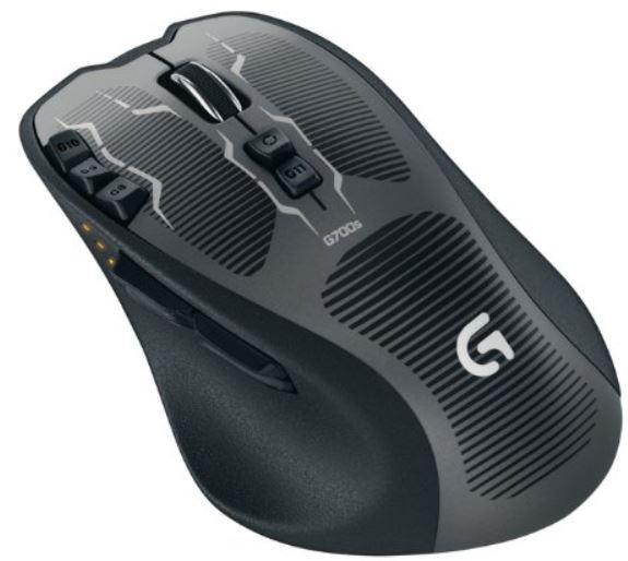 Logitech G700s   Gaming Lasermaus für 45,38€