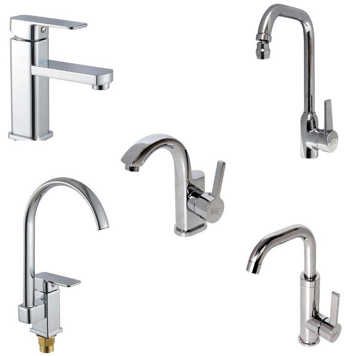 Design Einhandmischer für Badezimmer und WC für je 29,99€