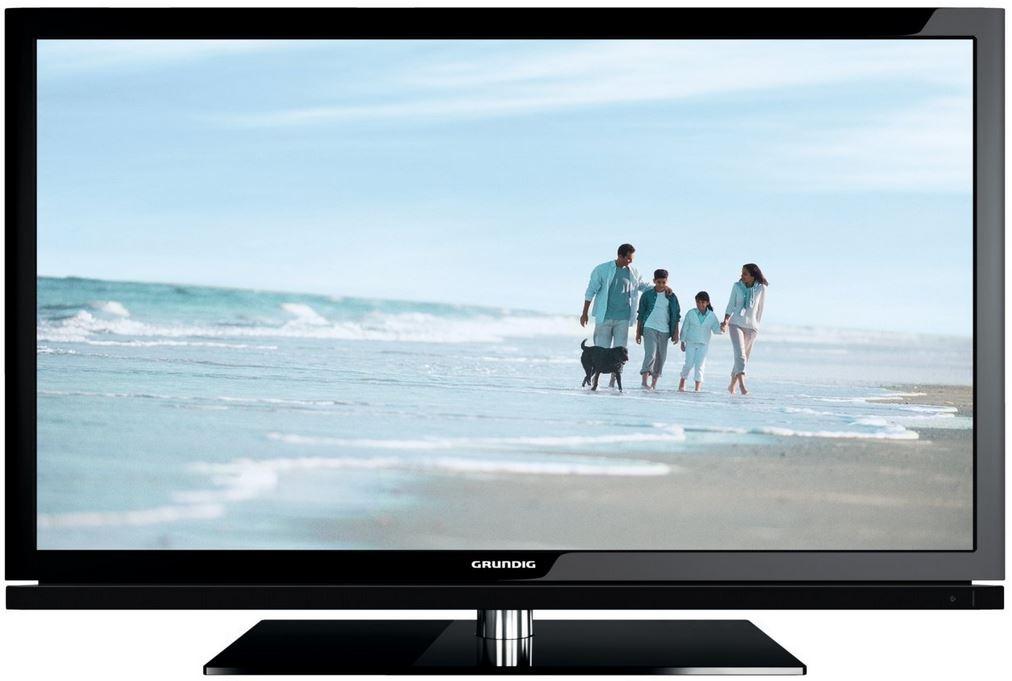 Grundig 46 VLE 830 BL   46 Zoll Smart TV mit Triple Tuner für 329,90€