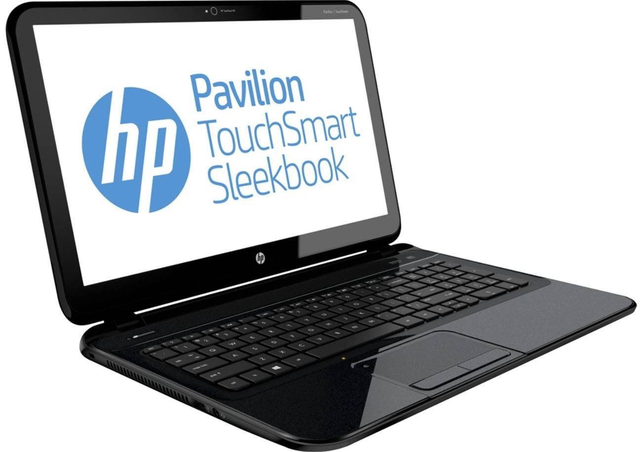 HP Pavilion TouchSmart 15 b105sg Sleekbook mit i5 für 499€