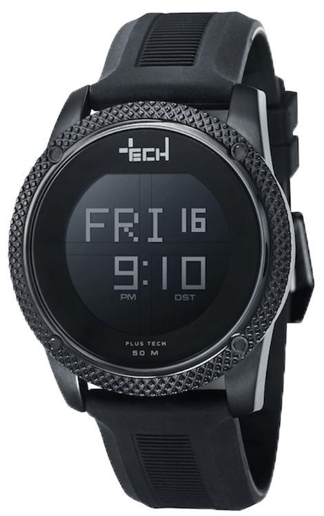 PLUS TECH Armbanduhr mit Touch Screen für 49,99€