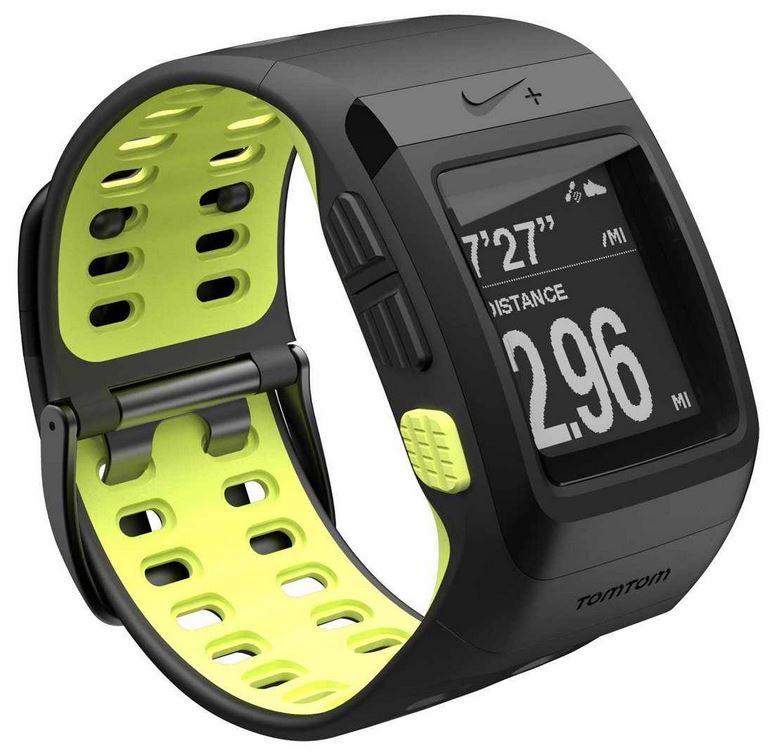 Nike+ SportWatch   GPS Laufuhr mit Schuhsensor für 105,98€ als Amazon WHD