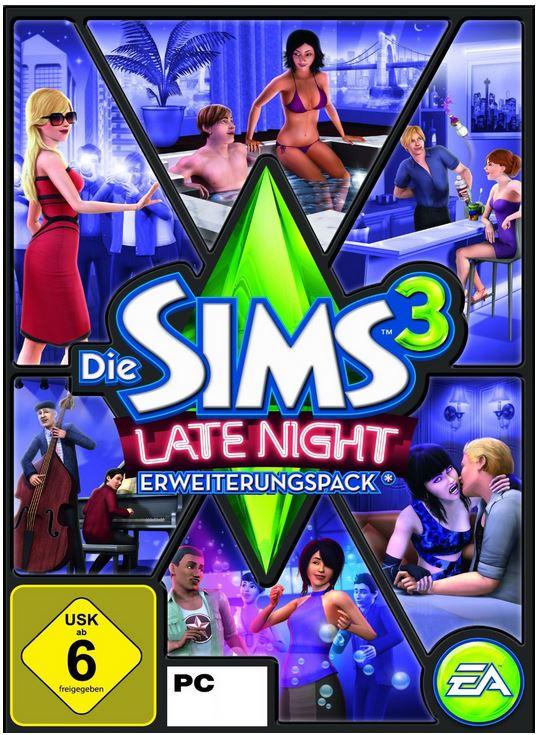 Die Sims 3 und mehr Amazon Download PC & Mac Games der Woche