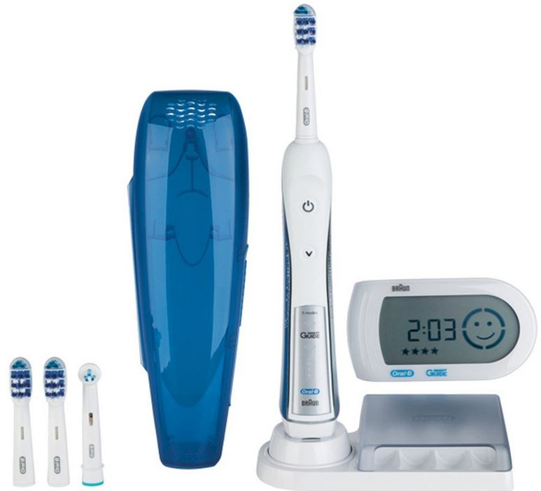 Braun Oral B TriZone 5000 Elektrische Zahnbürste für 51,45€* und mehr Amazon Blitzangebote!