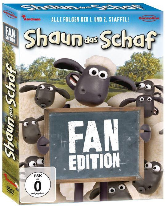 Shaun das Schaf   Fan Edition für 18,97€ und mehr Amazon Herbstschnäppchen