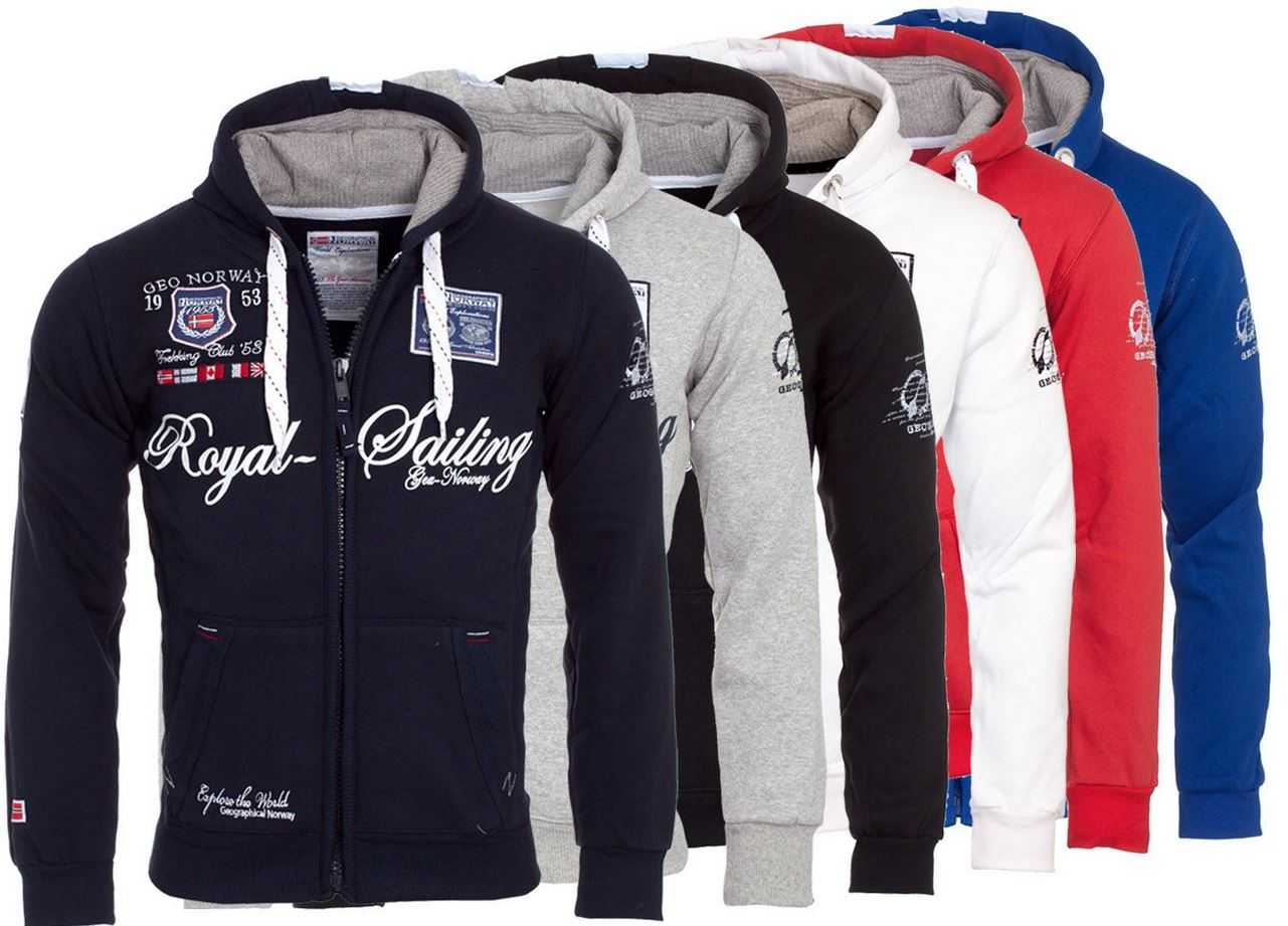 Geographical Norway Hoody für 27,90€