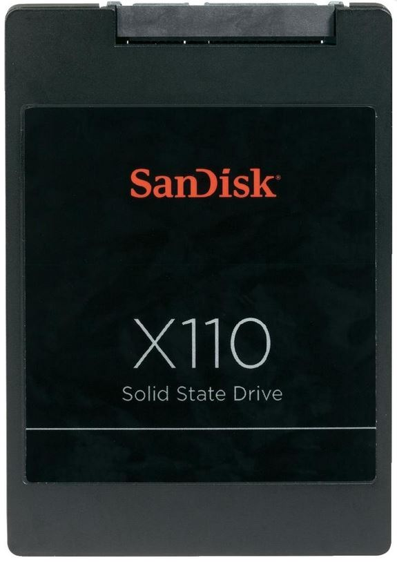 SanDisk X110   128GB SSD Festplatte für 69,90€