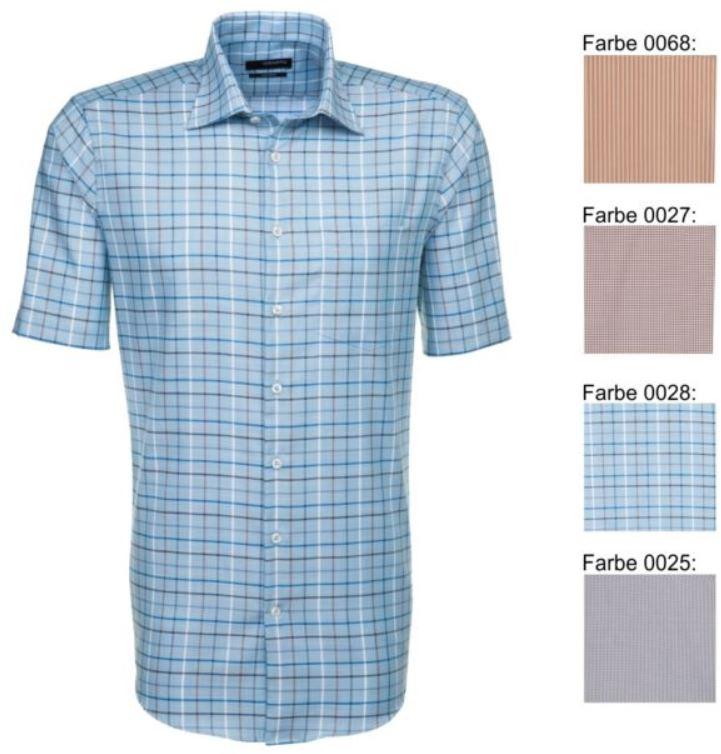 Seidensticker Splendesto   bügelfreies Herren Hemd für 29,95€