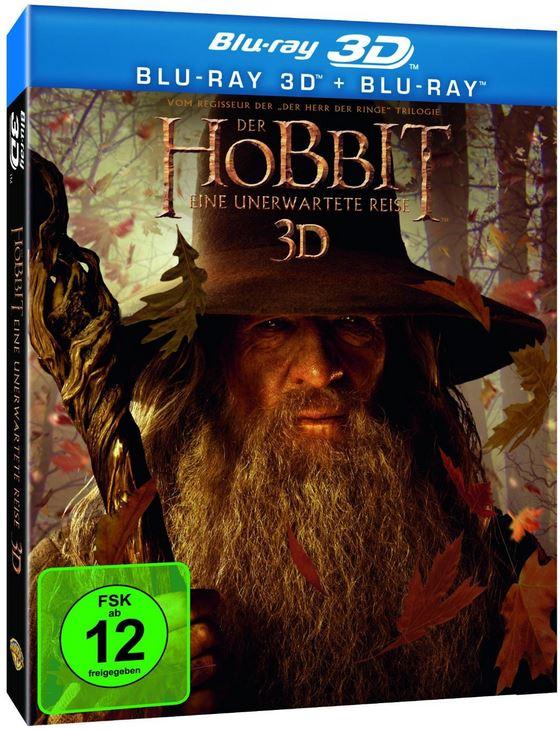 LG 32LA6136   32Zoll Cinema 3D TV & Der Hobbit 3D Blu ray für 349€