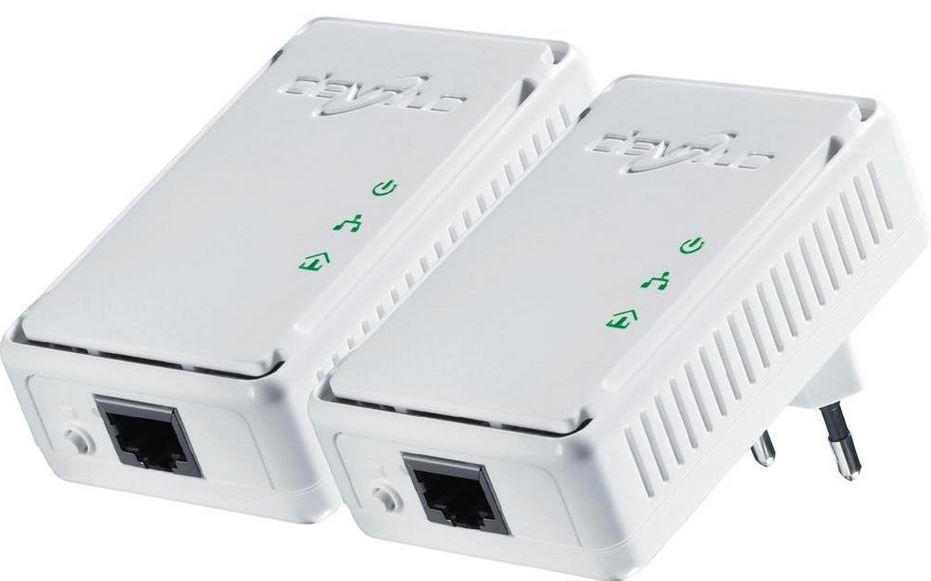 devolo dLAN 200 AVmini Powerline Starter Kit für 19,99€