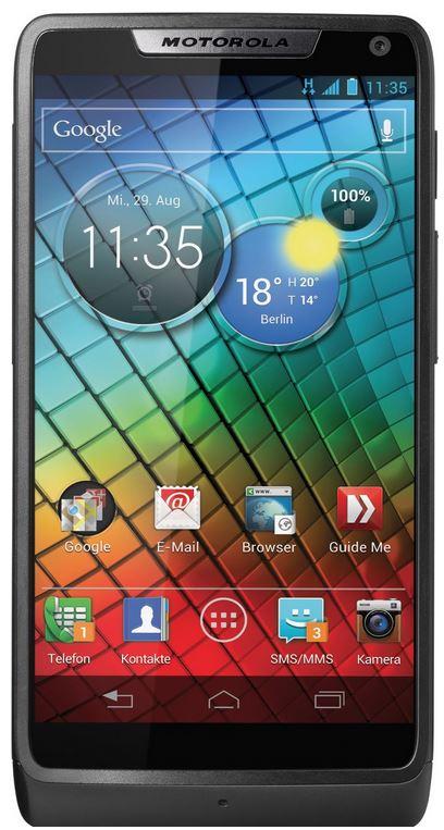 Motorola RAZR i Smartphone und mehr Amazon Blitzangebote