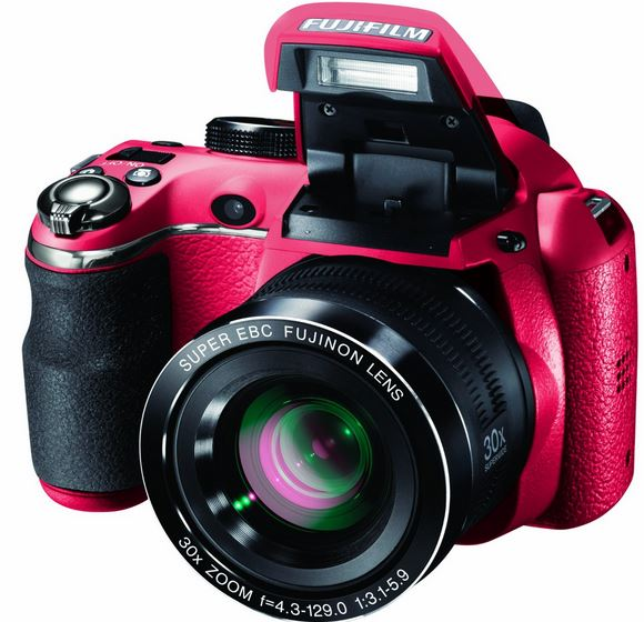 Fujifilm FinePix S4500   14.0 MP Digital Kamera für 122€