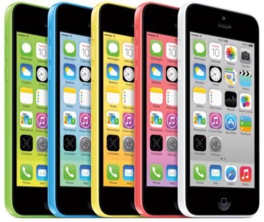Apple iPhone 5C für 589€ + 150€ Rakuten Super Sale Cahback!  Ab 20Uhr!