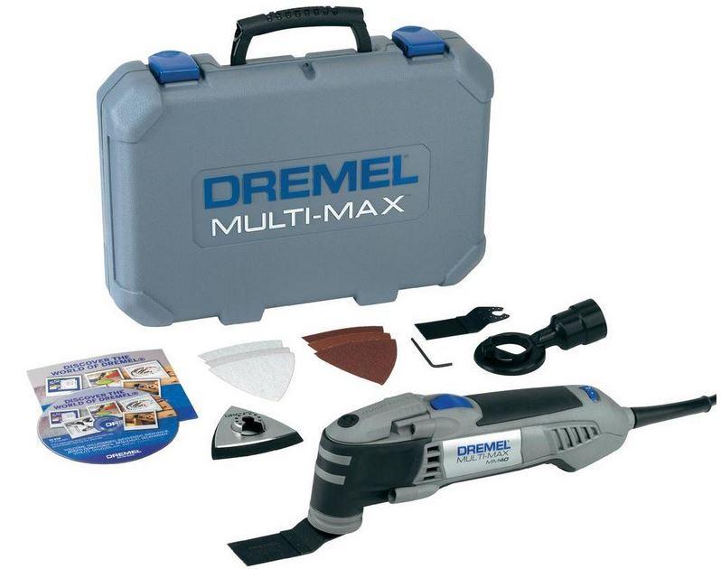 Dremel Multi Max MM40 1/9 Multifunktionswerkzeug mit Koffer für 47,50€   wieder da!