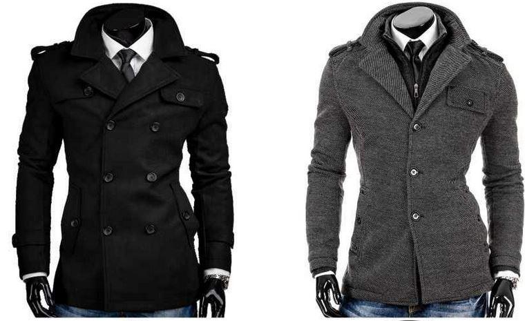 ZONES & LT Herren Mantel und Jacken für je 39,95€