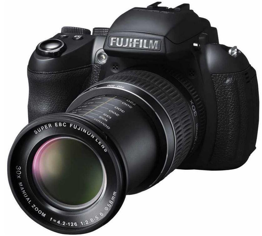 Fujifilm FinePix HS30EXR    Bridge Kamera für 228,69€   Update!