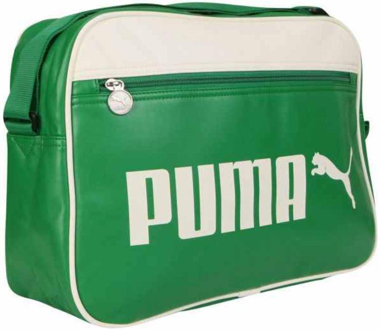 PUMA Campus Reporter   Messenger Bag im Retro Look für 21,95€