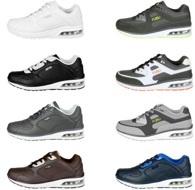Fubu Track Low Sneaker   Herren Schuhe für je Paar 34,95€